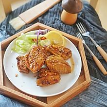 烤箱菜 嫩到无敌、零失败的烤鸡翅#就是红烧吃不腻!#