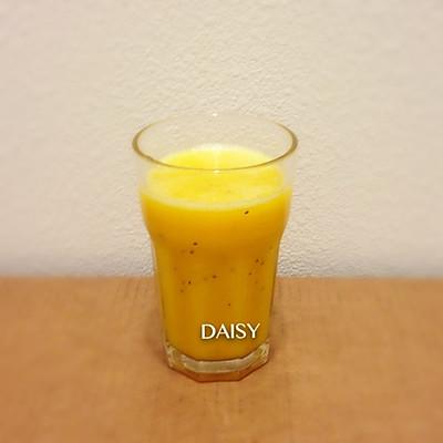 【❤喝】芒果奇异籽柠檬汁 chia seed