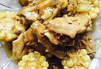 玉米咖喱鸡翅的做法