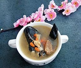 天麻黄芪党参乌鸡汤的做法