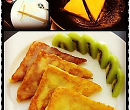 早餐西多士的做法
