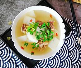 #今天吃什么#清炖牛排骨, 驱寒暖身它在行的做法