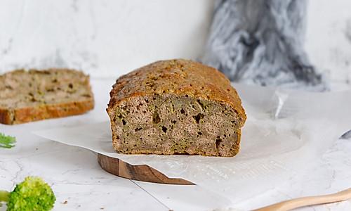 黑麦西兰花快手面包的做法