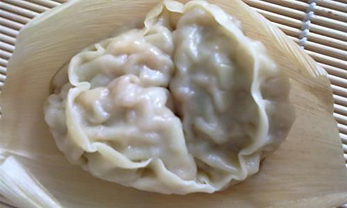 所谓台湾蒸饺的做法