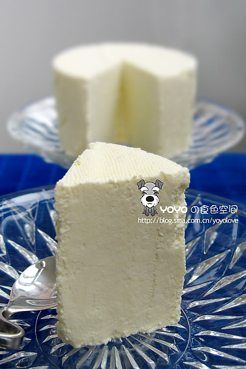 自制美味鲜奶酪的做法