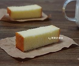 #熙悦食品低筋粉#日式棉花蛋糕的做法