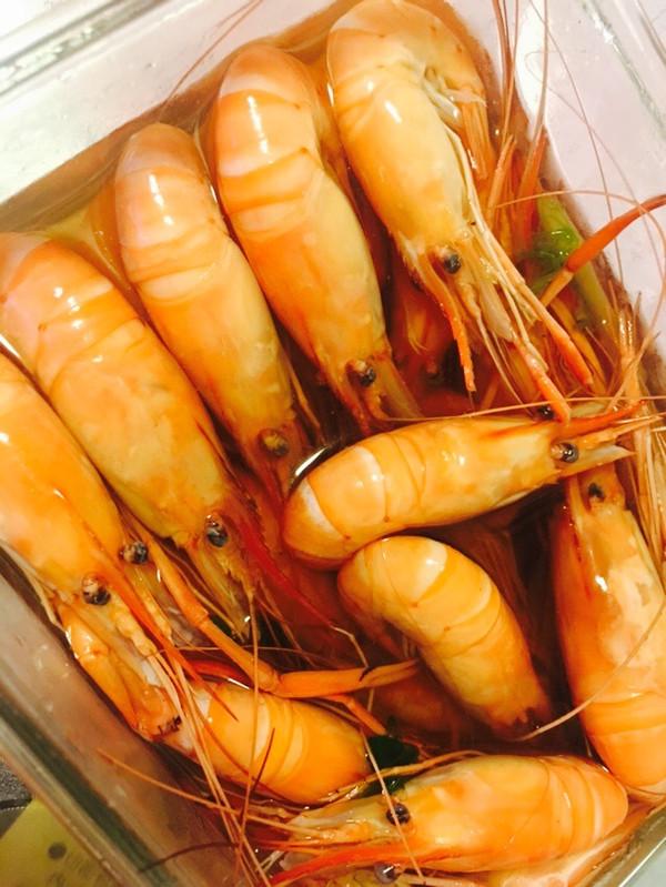 糟沼虾(大头虾)的做法