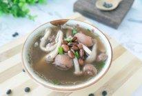 #初春润燥正当时#猪尾黑豆汤的做法