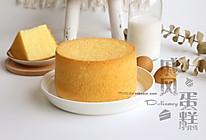 #宅家厨艺 全面来电#堪比教科书,无敌柔软的烫面戚风蛋糕的做法