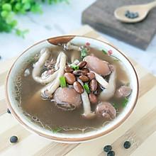 #初春润燥正当时#猪尾黑豆汤