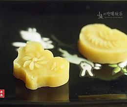 绿豆糕:清香温润如玉的潮汕糕点的做法