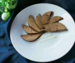 五香卤猪肝的做法