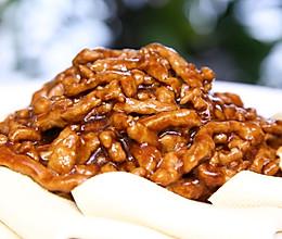 京酱肉丝丨酱香浓郁,好吃到舔手指的做法