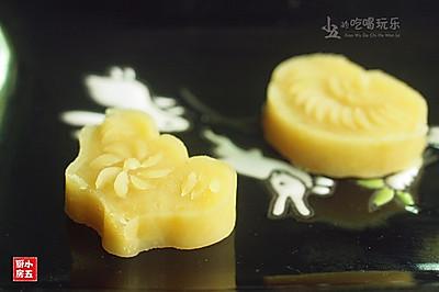 绿豆糕:清香温润如玉的潮汕糕点