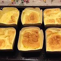 北海道戚风蛋糕(6个)的做法图解5