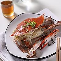 生啫花蟹——捷赛私房菜
