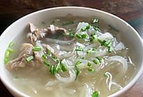 羊蝎子汤的做法