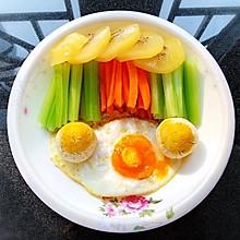 #少盐饮食 轻松生活#健康早餐