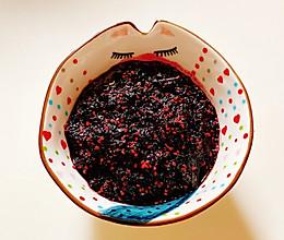 自制滋阴补血的桑葚果酱的做法