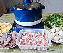 #秋天怎么吃#火锅的做法