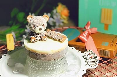 中街1946-中街小熊冰淇淋蛋糕