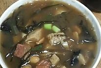胡辣汤,逍遥镇口味,家庭制作,要是卖去得多少钱一碗?的做法