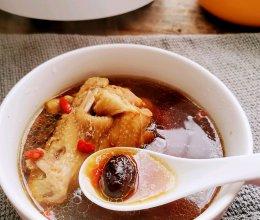 #牛气冲天#冬季营养滋补鸡汤的做法