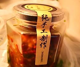自制牛肉香菇酱的做法
