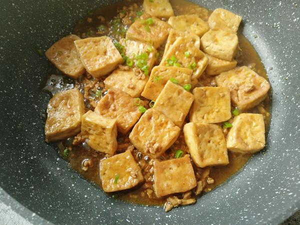 肉末烧豆腐的做法图解13