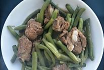 排骨炖芸豆的做法