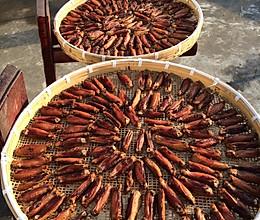 温州腊鸡翅的做法