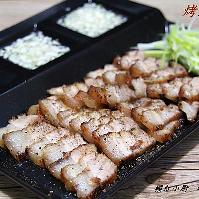 简单版--烤五花肉