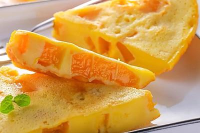 芒果鸡蛋饼 宝宝辅食食谱