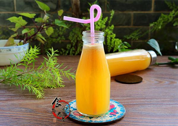 香橙苹果雪梨汁