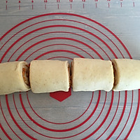 黄金肉松吐司(松下面包机105T)的做法图解9