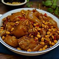 猪蹄儿焖黄豆的做法图解15