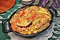 肥牛蘑菇火锅的做法