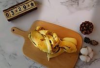 香葱肉松麻花面包的做法
