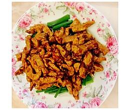 钱江肉丝(京酱肉丝)—杭帮菜的做法
