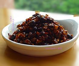 芝麻油,风味香辣豆豉的做法