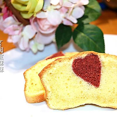 心机磅蛋糕-七夕表白神器