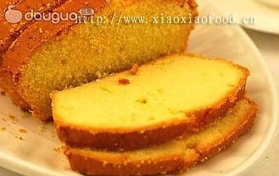 重奶油蛋糕的做法