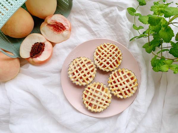 季节限定  蜜桃派的做法