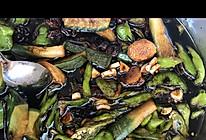 东北油咸菜的做法