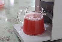 西瓜苹果汁的做法