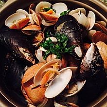 法式海贝烩