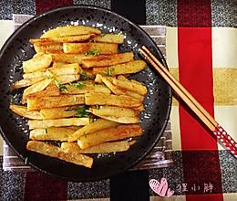香酥土豆条的做法