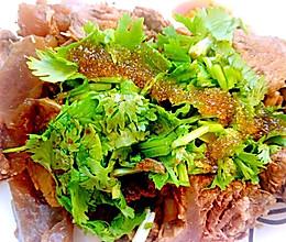 卤牛肉(高压锅)的做法