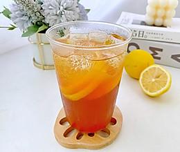 简单易做的快乐水~冰爽柠檬茶get√的做法