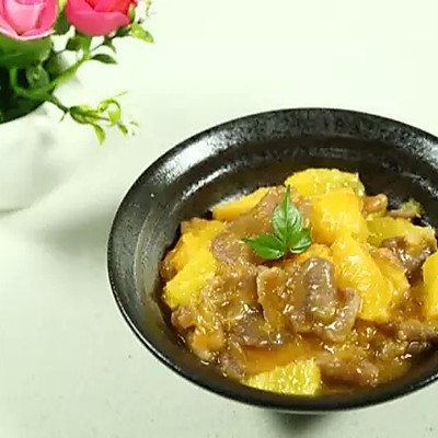 【微体】假日人气菜品 橙香咕咾肉